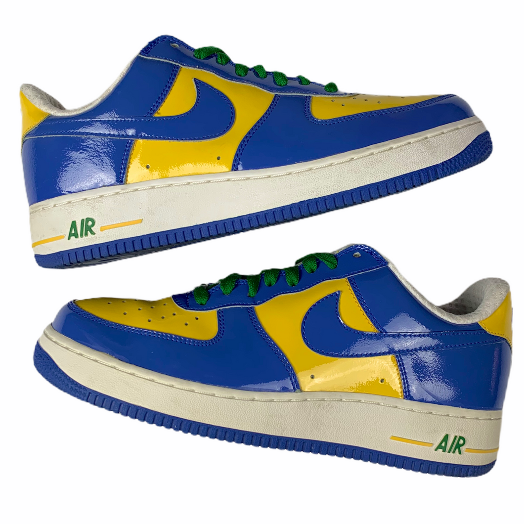 9.5 Nike 2006 Brazil Air Force One With Replacement Box