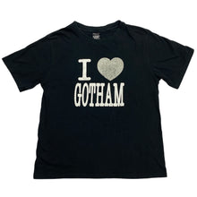 Load image into Gallery viewer, L Number Nine Gotham City Silver Tee