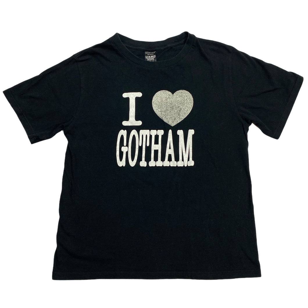 L Number Nine Gotham City Silver Tee