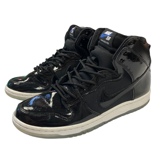 8.5 Nike Dunk SB High X Jordan 11 Space Jam With Box