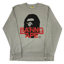 Load image into Gallery viewer, Brand New XL Bape Planet Of The Apes Long Sleeve