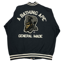 Load image into Gallery viewer, L Bape 2006 General Made Varsity Jacket
