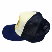 Load image into Gallery viewer, Hysteric Glamour Navy Detroit Trucker Hat