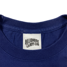 Load image into Gallery viewer, L Billionaire Boys Club Tokyo X Skoloct Navy Logo Tee
