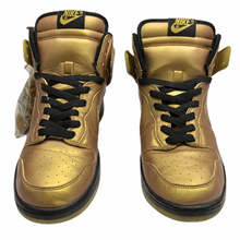Load image into Gallery viewer, 10 Nike 2004 Olympic Gold Dunks