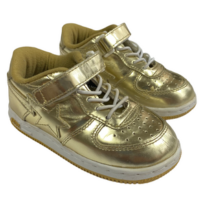 15CM Bape Kids Gold Foil Little Sta