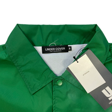 Load image into Gallery viewer, Brand New M Undercover Green Chaotic Mutant Coach Jacket