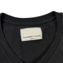Load image into Gallery viewer, XL Number Nine Denim Logo Tee