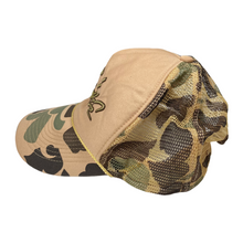 Load image into Gallery viewer, Futura Labs Duck Camo Trucker Hat