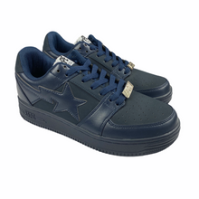 Load image into Gallery viewer, 9 Brand New Bape Triple Navy Sta With Box