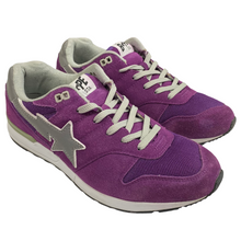 Load image into Gallery viewer, 10 Bape 3M Purple Suede Five Sta LT