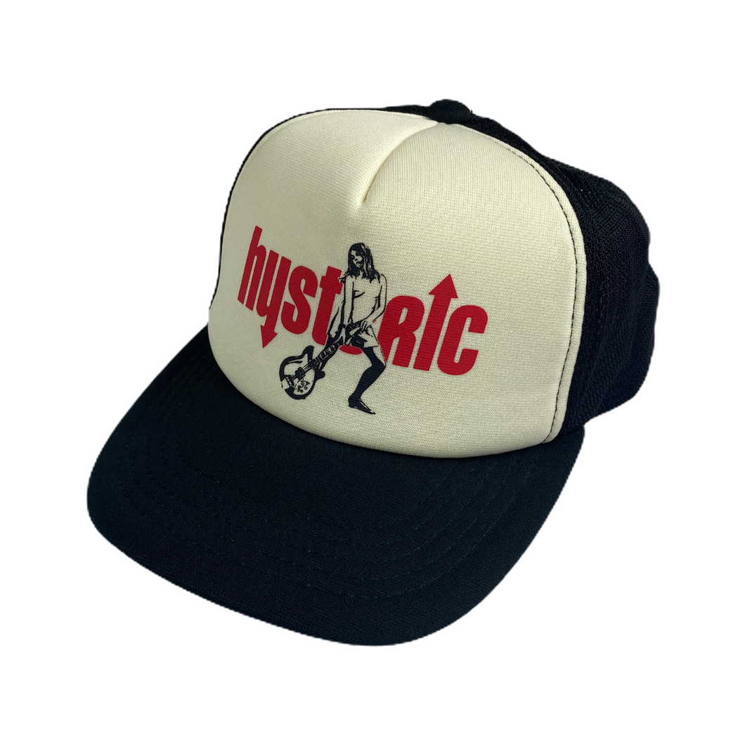 Hysteric Glamour Guitar Girl Trucker Hat
