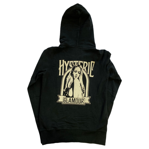 Women's S Hysteric Glamour Zip Up Hoody