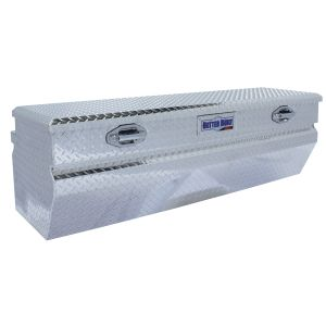 "60"" Diamond-Plate Storage Box"