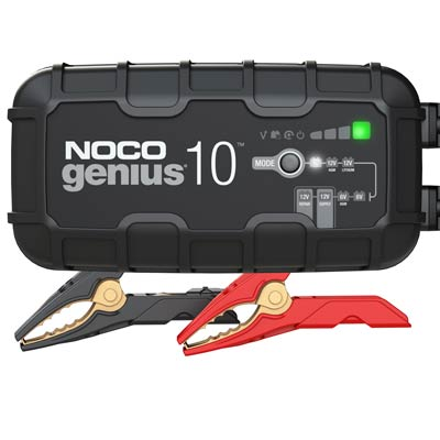 NOCO Genius 10 12V 10 AMP BATTERY CHARGER
