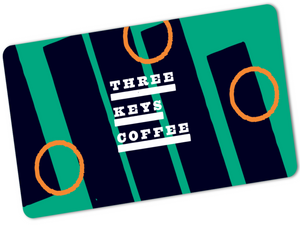 Gift Card - Three Keys Coffee
