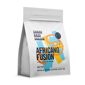 Africano Fusion - Heritage Blend - Three Keys Coffee