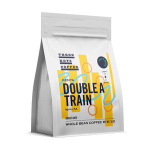 Kenya Double A Train - Single Origin