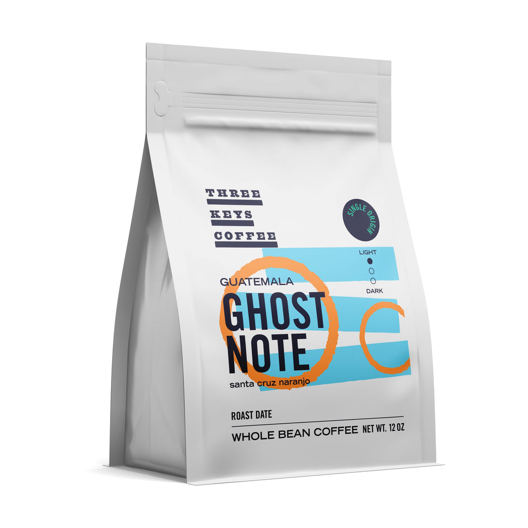 Guatemala Ghost Note - Single Origin