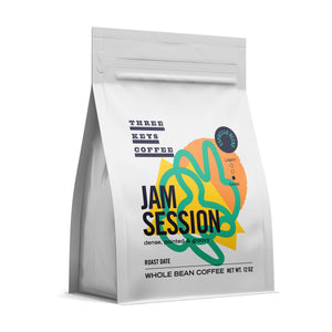 COMING SOON - Jam Session - Espresso Blend
