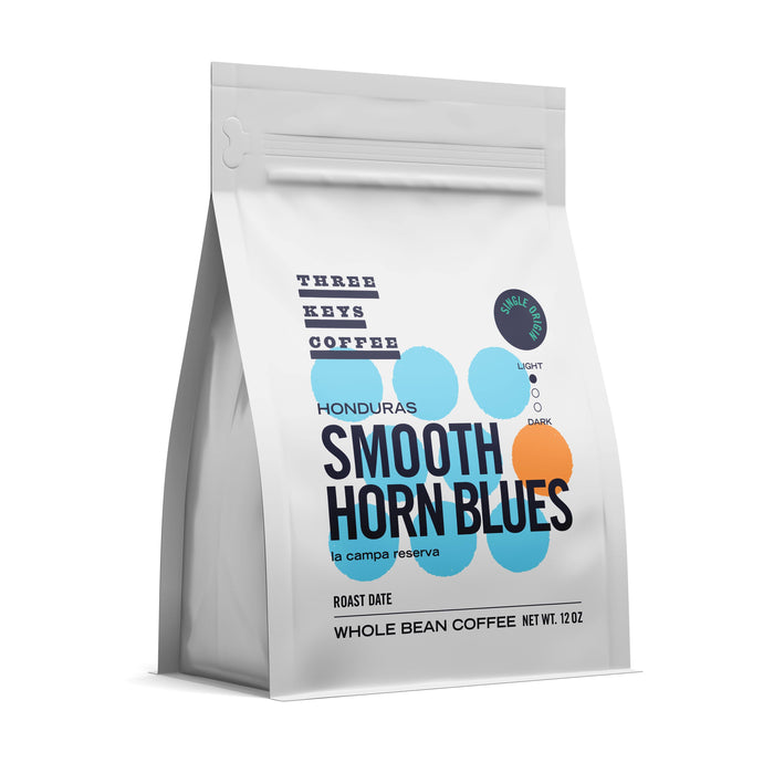 Honduras Smooth Horn Blues - Single Origin