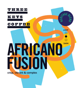Africano Fusion - Heritage Blend