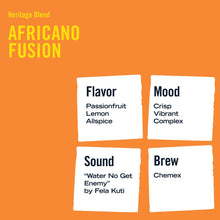 Load image into Gallery viewer, Africano Fusion - Heritage Blend (Wholesale)