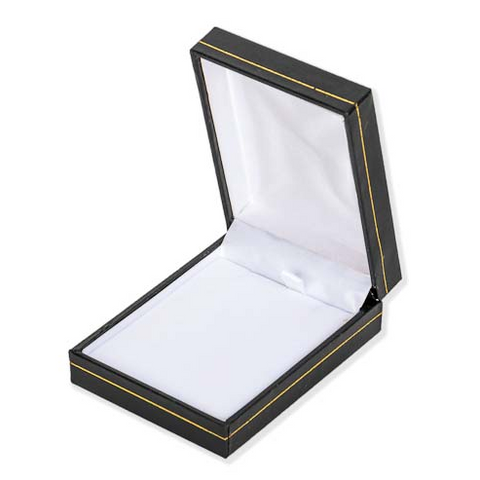 universal GOLD RESERVES LTD new gold leatherette box