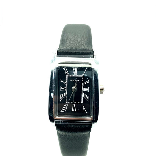 Sekonda Ladies Leather Strap Watch Ref 4025