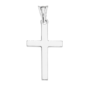 925 Silver Plain Cross