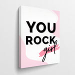 YOU ROCK girl - GENERATION SUCCESS