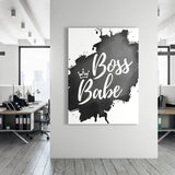 BOSS BABE (black) - GENERATION SUCCESS