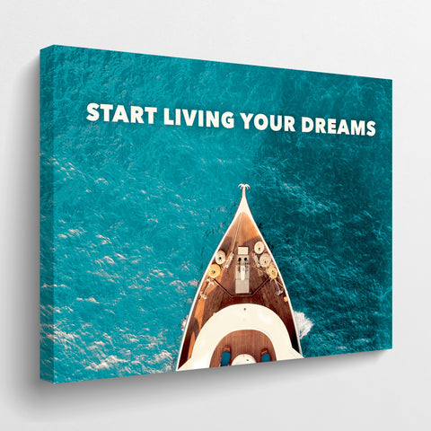 Start living your dreams - GENERATION SUCCESS