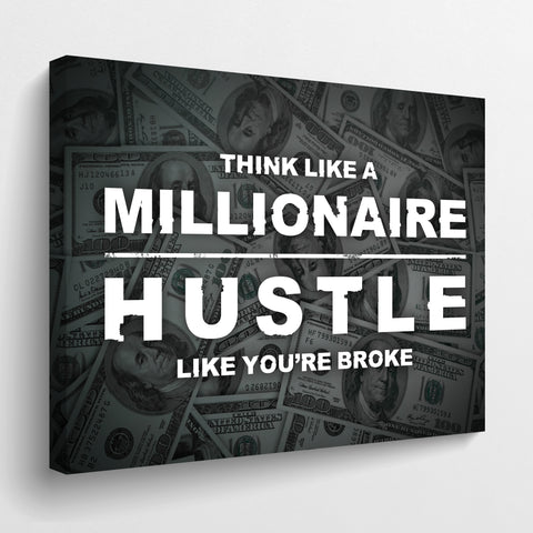Think like a Millionaire - GENERATION SUCCESS
