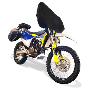 Precip Moto Adventure Rally Waterproof Motorcycle Cover Half Cover Size Small