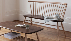 Introducing Ercol. 100 years of iconic British Furniture making.