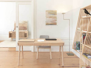 How to furnish the perfect home office: Choosing a desk
