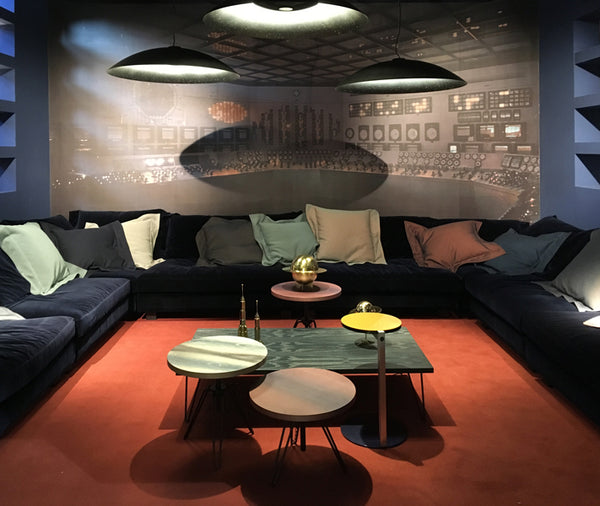 Foscarini with Diesel Living at Salone sel Mobile