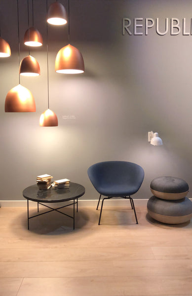 Fritz Hansen Pot Chair Salone del Mobile