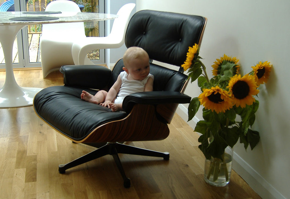 Eames Lounge Chair - Next Generation