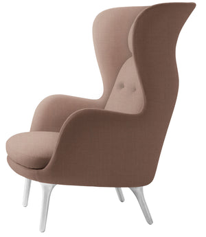 Ro armchair in Christianshavn, Light Red Uni