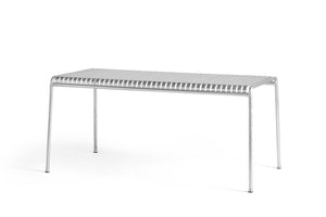 Palissade Dining Table Hot Galvanised