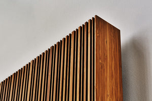 Eskimo Outline Bamboo Radiator