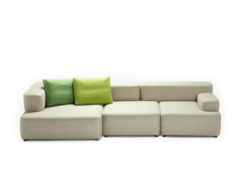 Alphabet sofa PL300, 3+ seater