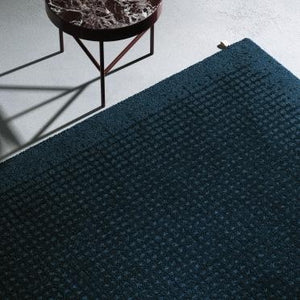 Kasthall Core Rug peacock / blue colours