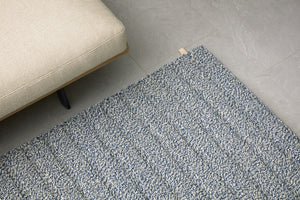Kasthall Field rug in Medium, Blue