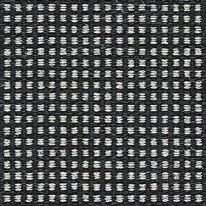 Kasthall Hagga Dot Rug black / amazing grey