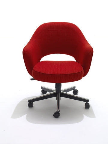 Conference Armchair on Castors