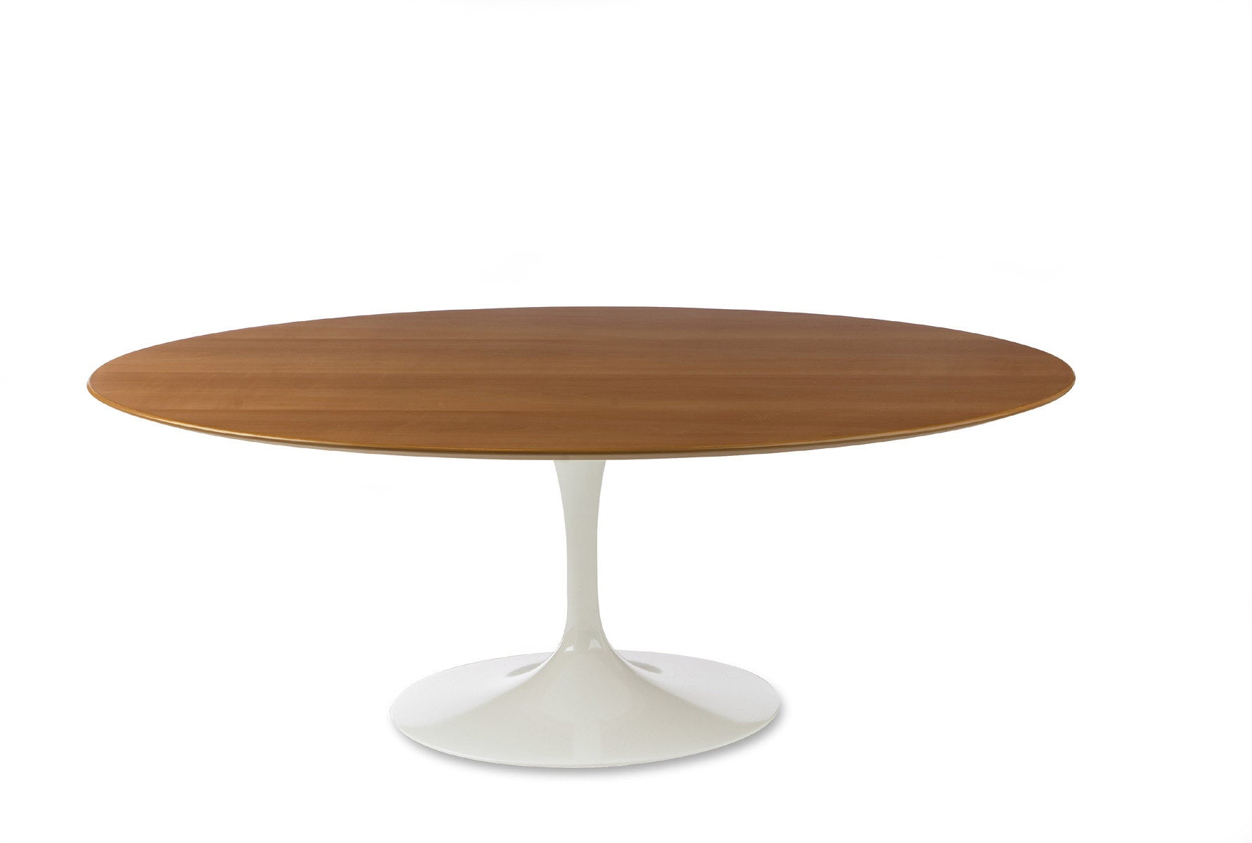 Saarinen Tulip Dining Table Oval Couch Potato Company - Tulip table wood top