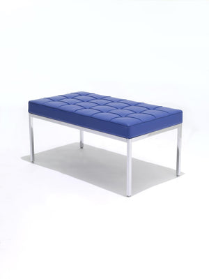 Florence Knoll Bench blue